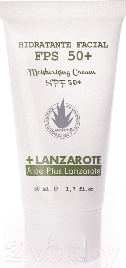 Купить Крем для лица Aloe Plus Lanzarote, Увлажняющий (50мл), Испания