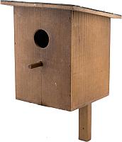 Скворечник для птиц Дарэлл RP85072 (темно-коричневый) -