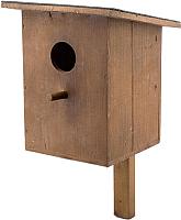 Скворечник для птиц Дарэлл RP85073 (темно-коричневый) -