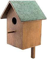 Скворечник для птиц Дарэлл RP85081 (темно-коричневый) -