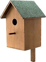 Скворечник для птиц Дарэлл RP85082 (темно-коричневый) -