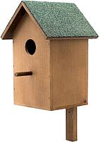 Скворечник для птиц Дарэлл RP85083 (темно-коричневый) -