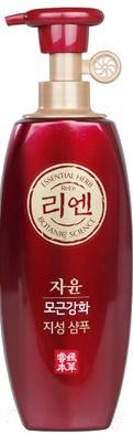 Купить Шампунь для волос Perioe, ReEn Botanic Jayun для волос жирных у корней (500мл), Южная корея