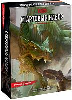 Настольная игра Мир Хобби Dungeons & Dragons. Стартовый набор -