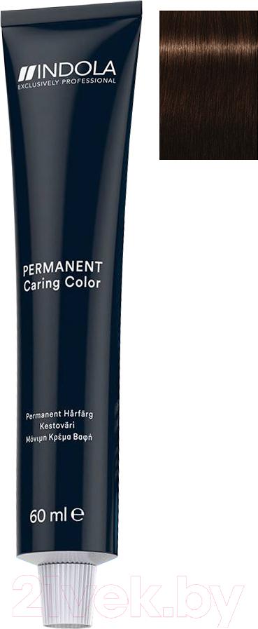 Купить Крем-краска для волос Indola, Red&Fashion Permanent 4.80 (60мл), Германия, шатен