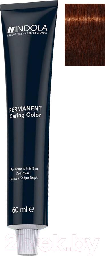 Купить Крем-краска для волос Indola, Red&Fashion Permanent 5.60 (60мл), Германия, шатен