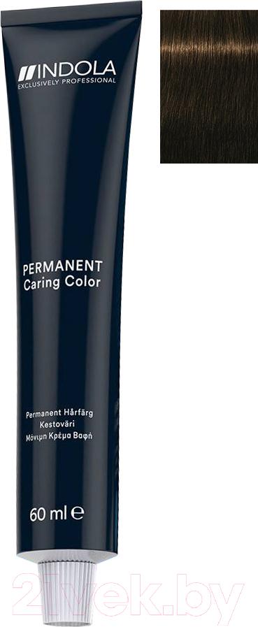 Купить Крем-краска для волос Indola, Red&Fashion Permanent 5.82 (60мл), Германия, шатен