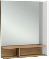 Зеркало Jacob Delafon Terrace EB1180G-NF (с подсветкой, с полкой) -