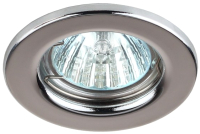 Точечный светильник ЭРА ST1 CH / C0043799 -