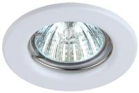 Точечный светильник ЭРА ST1 WH / C0043797 -