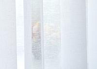 Гардина Delfa Neps СТШ W628/70000 (400x270, белый) -