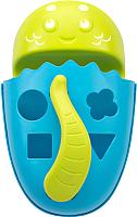 Органайзер детский для купания Roxy-Kids Dino / RTH-001Y (голубой) -