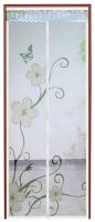 Москитная сетка на дверь Feniks FN220 (цветы) -