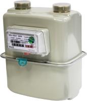Счетчик газа бытовой БелОМО СГД 4 G4 ТИ (правый) -
