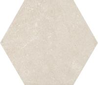Плитка Codicer Gres Traffic Cream Hex (250x220) -