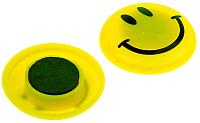 Набор магнитов OfficeSpace Смайлик MN30_3161 (30мм, 5шт) -