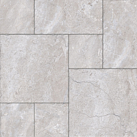 Плитка Codicer Gres Chester Silver (500x500) -