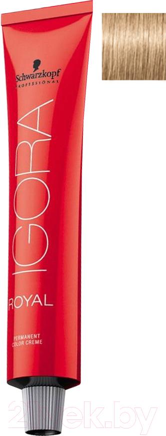 Купить Крем-краска для волос Schwarzkopf Professional, Igora Royal Permanent Color Creme 8-4 (60мл), Германия, блонд