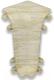 Уголок для плинтуса Ideal Комфорт 218 Дуб европейский (внутренний) -