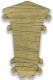 Уголок для плинтуса Ideal Комфорт 219 Дуб натуральный (внутренний) -