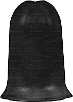 Уголок для плинтуса Ideal Комфорт 007 Черный (наружный) -