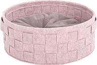 Лежанка для животных Scruffs Habitat / 821003 (розовый) -