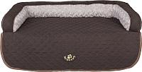 Лежанка для животных Scruffs Wilton / 676680 (коричневый) -