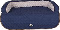 Лежанка для животных Scruffs Wilton / 676666 (синий) -