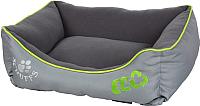 Лежанка для животных Scruffs Eco / 935917 (серый) -