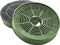 Угольный фильтр для вытяжки Krona KU-2 / 000024675 (2шт) -