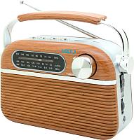 Радиоприемник Miru SR-1007 (серебристый) -