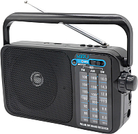 Радиоприемник Miru SR-1005 (черный) -