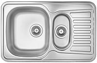 Мойка кухонная ZorG ZCL 7848-2 -