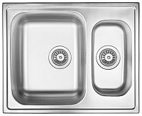 Мойка кухонная ZorG ZLL 6150-2 -