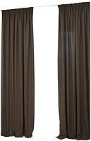 Шторы Delfa СШД-050 Rulli/86 (160x270, коричневый/tabaco) -