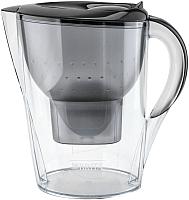 Фильтр питьевой воды Brita Марелла XL Memo MX (графит) -