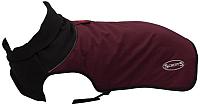 Попона для животных Scruffs Thermal / 938208 (36см, бордовый) -