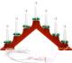 Светодиодная гирлянда Neon-Night Новогодняя горка 501-082 -