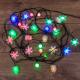 Светодиодная гирлянда Neon-Night 30 LED 303-064 (4.4м, мультиколор) -
