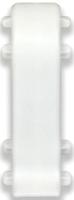 Соединитель для плинтуса Ideal Комфорт 001 Белый -
