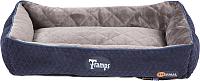 Лежанка для животных Tramps Thermal Lounger / 934767 (темно-синий) -