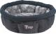 Лежанка для животных Tramps Aristocat Ring / 932282/BL (черный) -