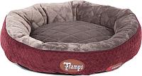 Лежанка для животных Tramps Thermal Ring / 934712 (бордовый) -