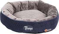 Лежанка для животных Tramps Thermal Ring / 934736 (темно-синий) -