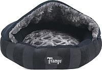 Лежанка для животных Tramps Aristocat Dome Bed / 932862/BL (черный) -