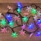 Светодиодная гирлянда Neon-Night Снежинки 303-065 -
