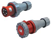 Вилка силовая TDM SQ0611-0004 -