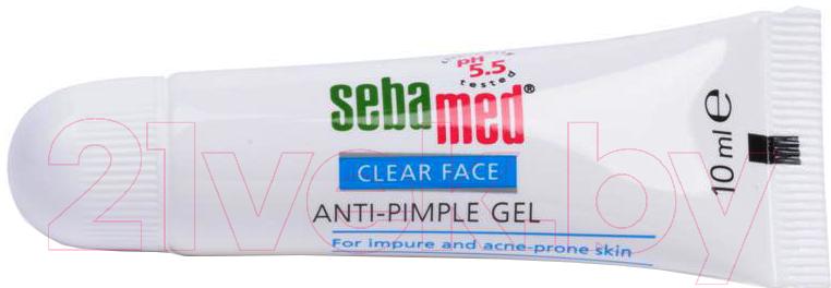 Купить Гель для лица Sebamed, Clear Face Anti-Pimple Gel (10мл), Германия, Clear Face (Sebamed)