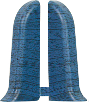 Заглушка для плинтуса Ideal Комфорт 024 Синий (2шт) -