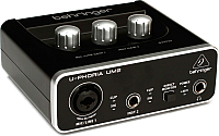 Аудиоинтерфейс Behringer UM2 -